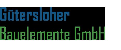 Gütersloher Bauelemente GmbH - Fenster und Haustüren
